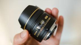 Nikon's Fisheye Lens? Expect Superb Optics and Craftsmanship