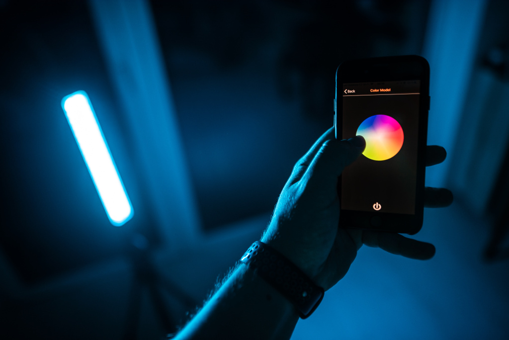 LED Light Sticks - app