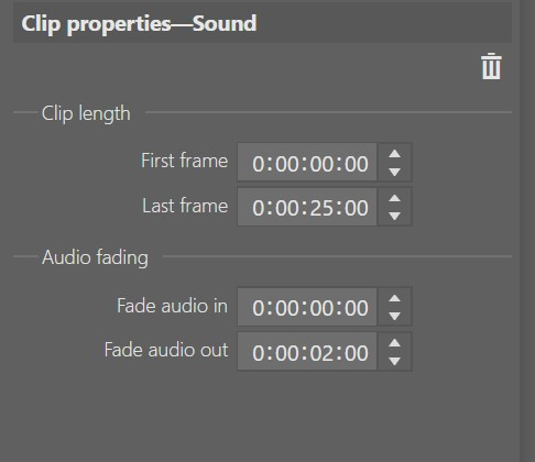 How to Create Videos in ZPS X - Part 2 - fade out