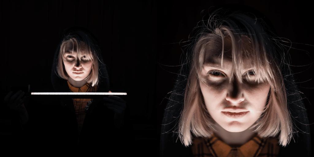 LED Light Sticks - horror