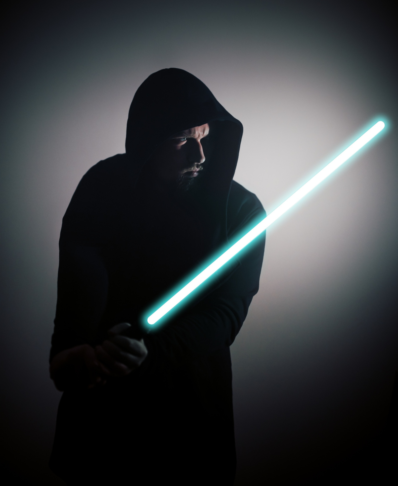 Create Your Own Lightsaber Photo