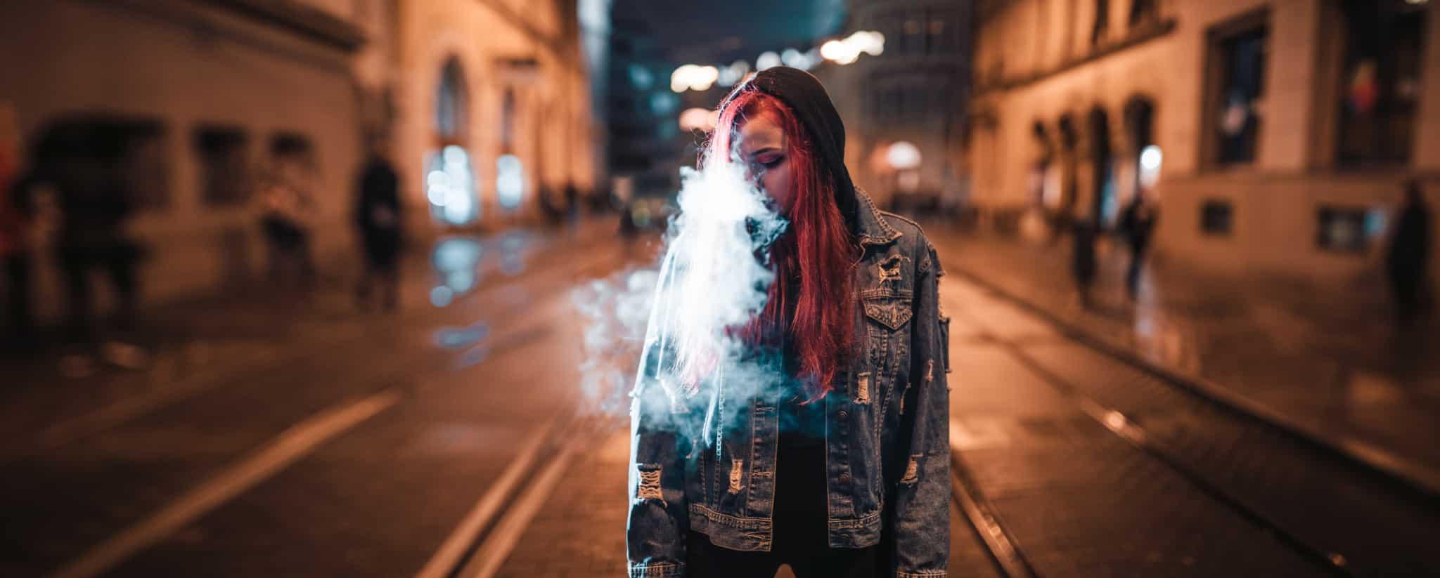 How Can You Get Stronger Bokeh? - smoke