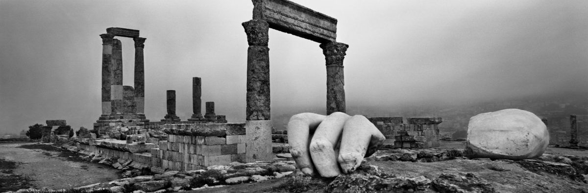 World-renowned Wanderer Josef Koudelka - panorama