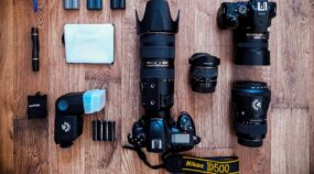 Choosing Sports Photography Gear I: Picking a Camera