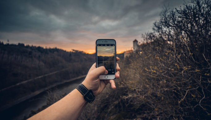 Phone/Camera Connections, the Golden Hour, and GPS. Check out the Best Apps for Photographers