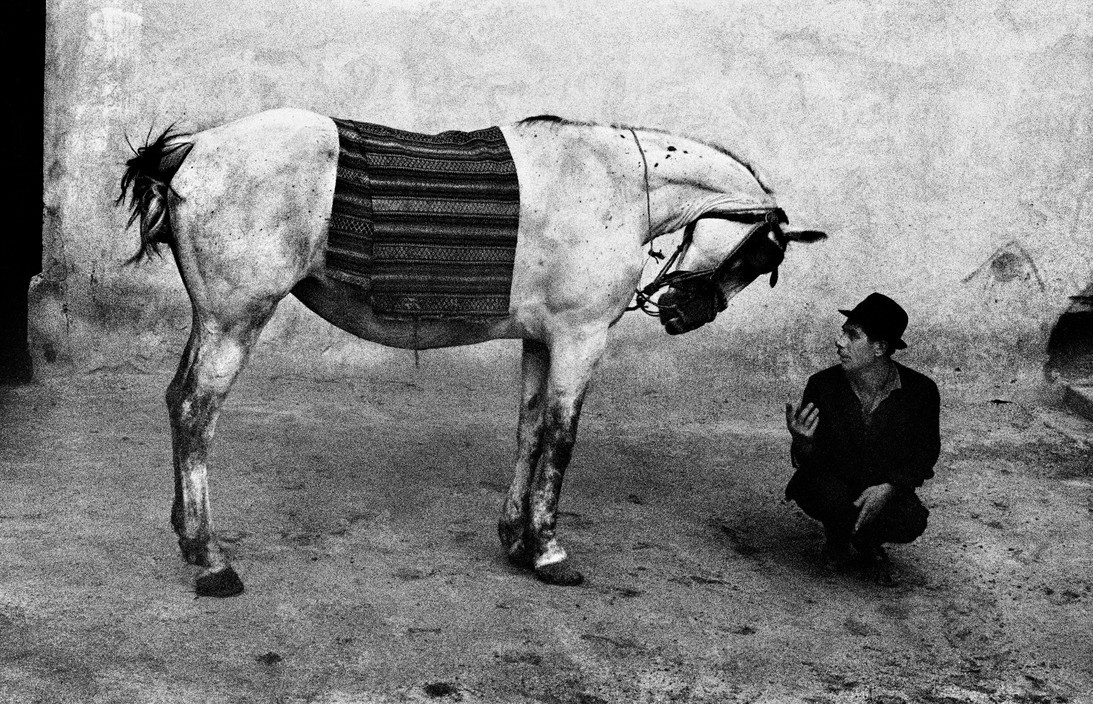 World-renowned Wanderer Josef Koudelka