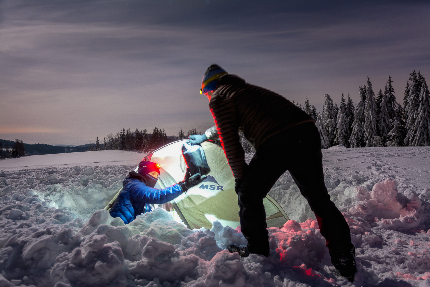 Photography in the Mountains: Gearing up Right