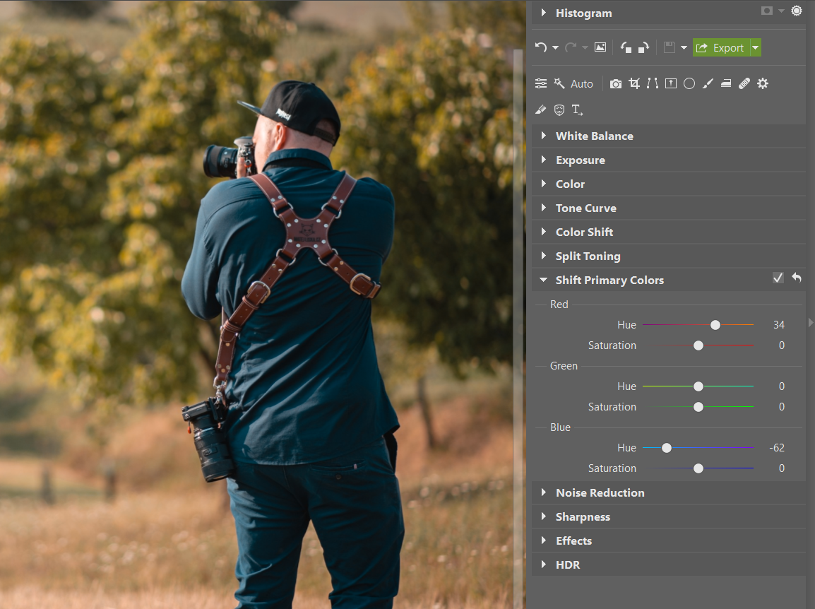 Our Spring Update to Zoner Photo Studio X: Smarter Work With Colors—And Faster Work Overall