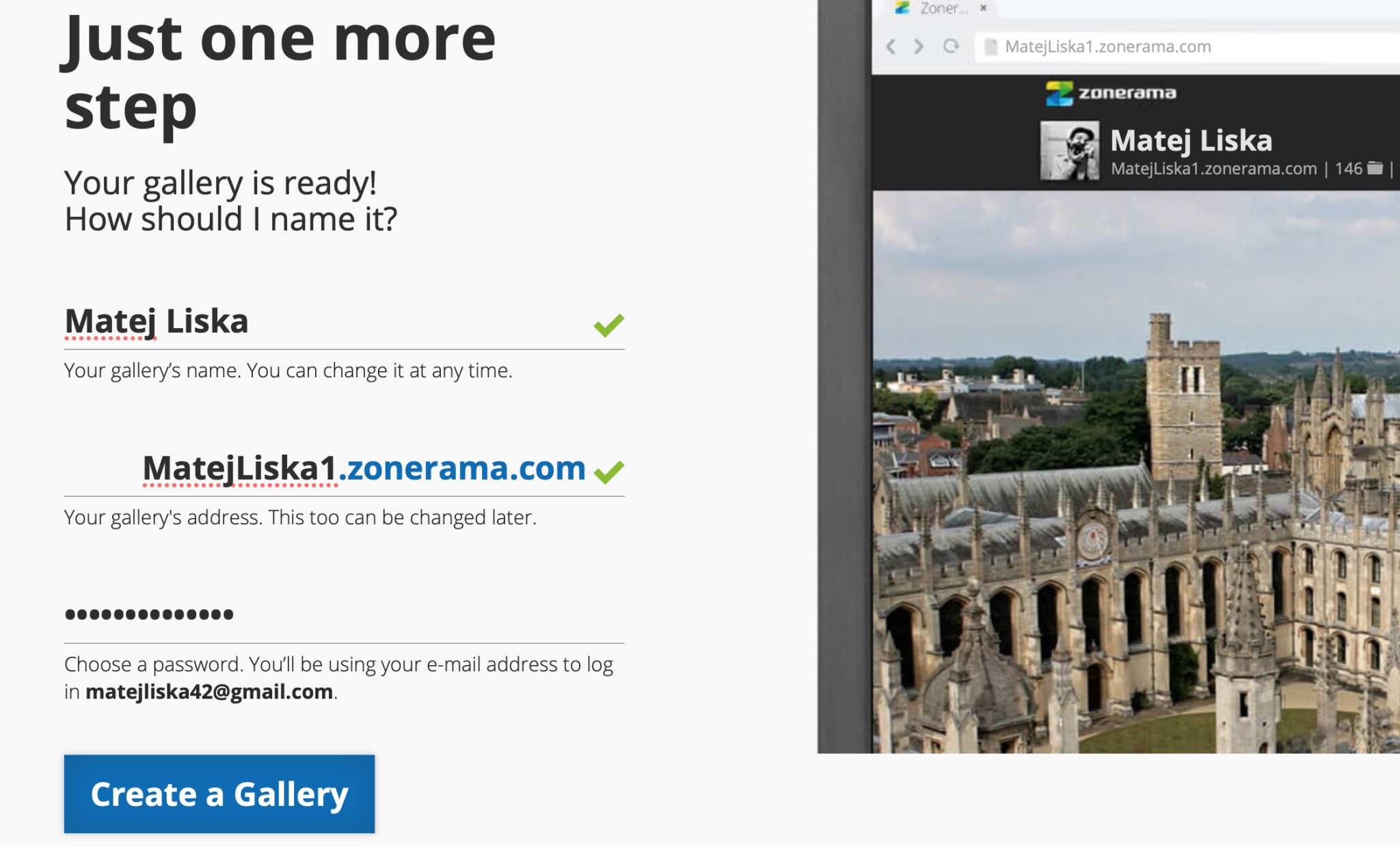 Zonerama Is Unlimited and Free. See How to Work With It and What It Can Do.