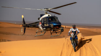 Dakar 2020 With Sports Photographer Marian Chytka: Next Time I Want My Own Helicopter