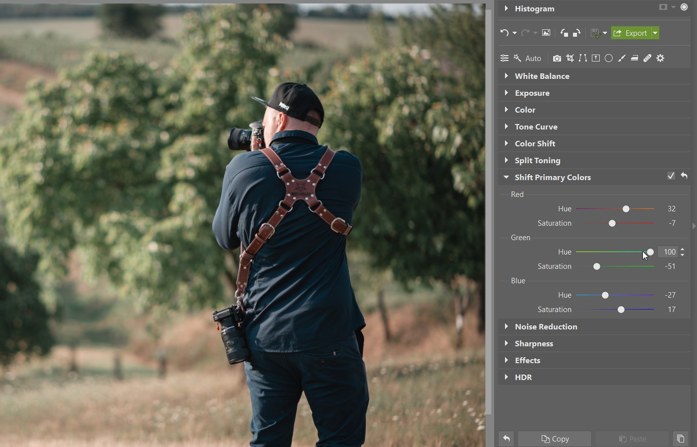 Shift Primary Colors: A Great Tool for Creative Edits—And for Fine Tuning Colors Too