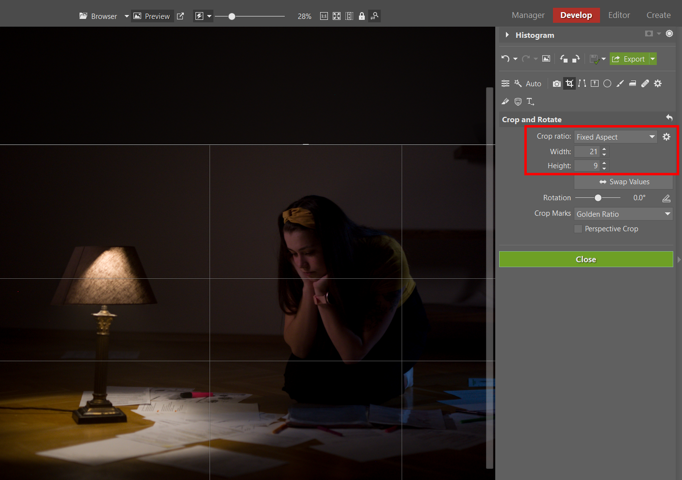 ZPS X Editing School III: Make Cinematic Edits to Your Photos