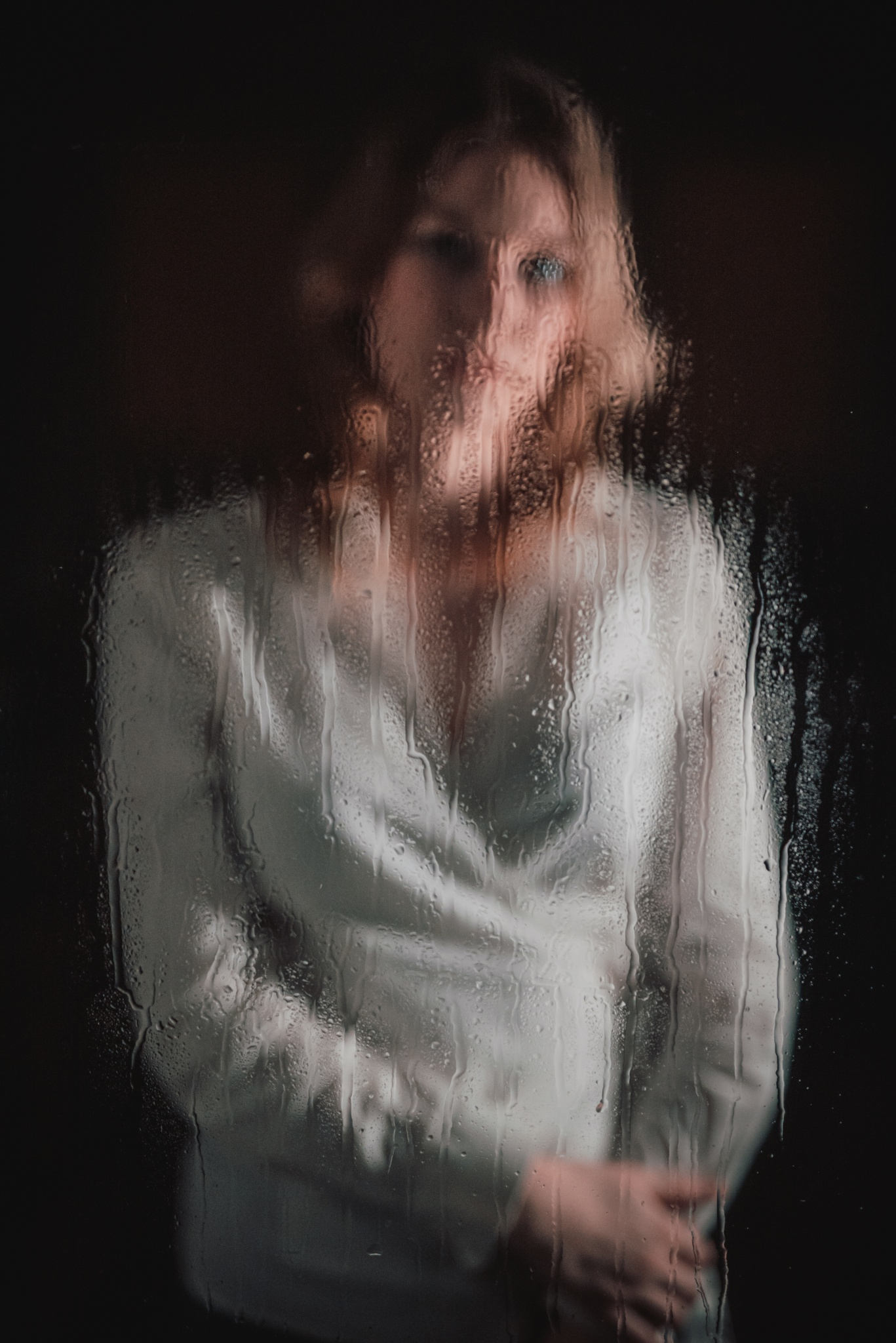 Take Striking Portraits Through Glass: Try Some Unique Portrait Photography in the Comfort of Your Home