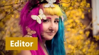 Editing Springtime Portraits II: Doing Advanced Retouching in the Editor