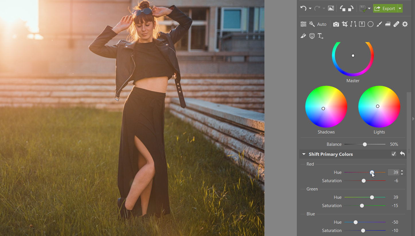 Edit Photos Faster While Keeping Your Own Personal Style Create your own presets.