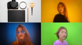 "How to Create Your Own ""Camera Obscura"" Pinhole Camera and Take Crazy Color Portraits"