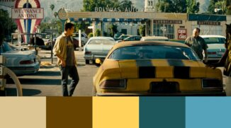 Coloring Step by Step II: Toning in Cinematography