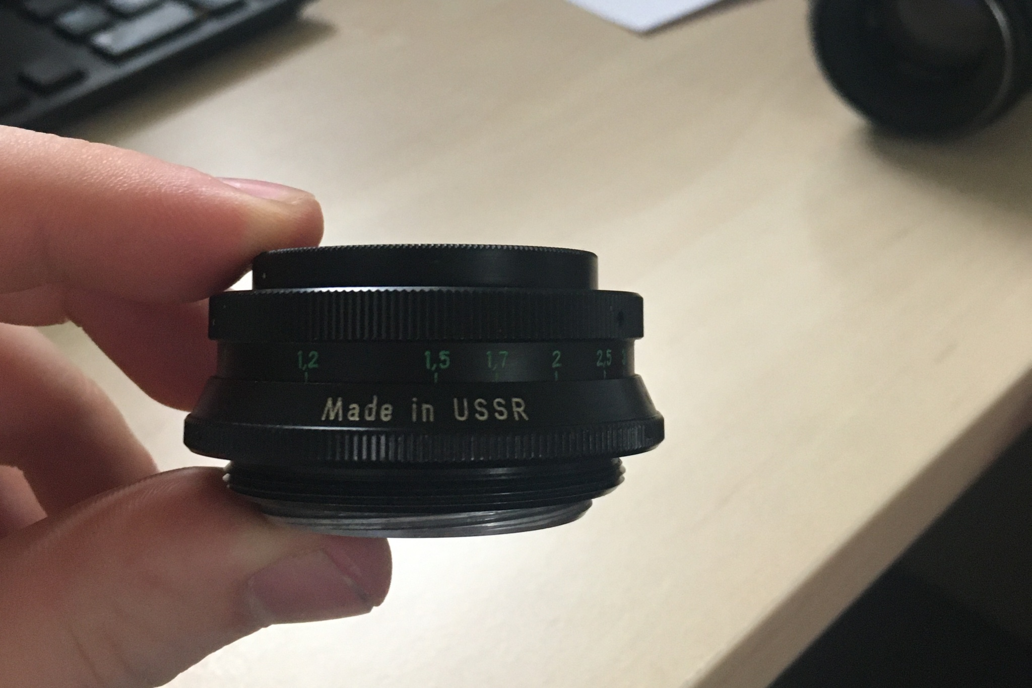 Vintage lenses on a digital body? Beautiful bokeh, lens flare, and unique details