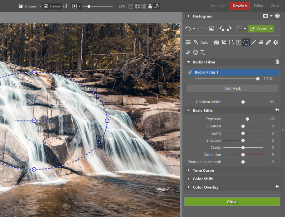 5 tips for getting creative with the Radial Filter
