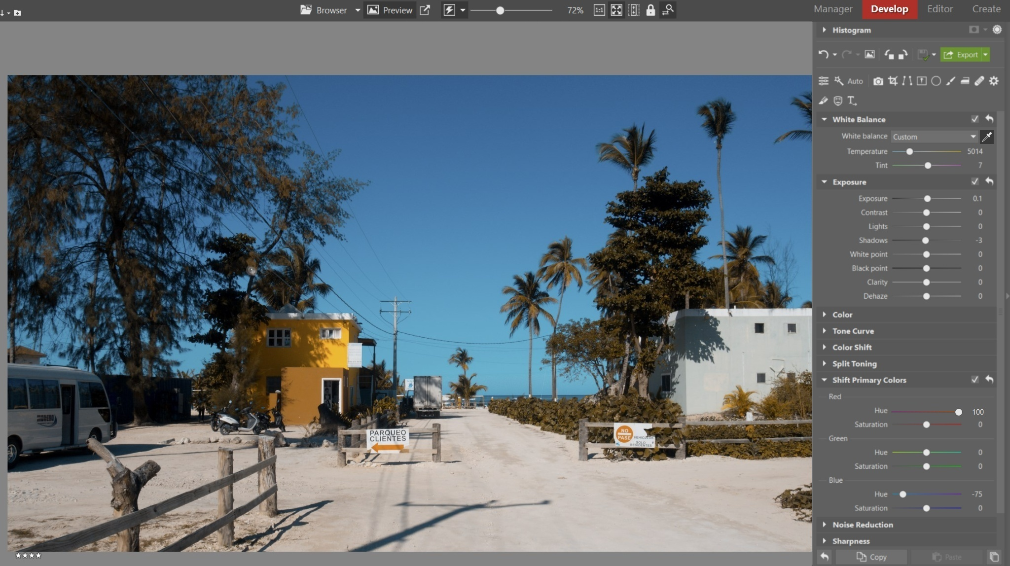 Color grading step-by-step III: How to get the popular Teal & Orange look
