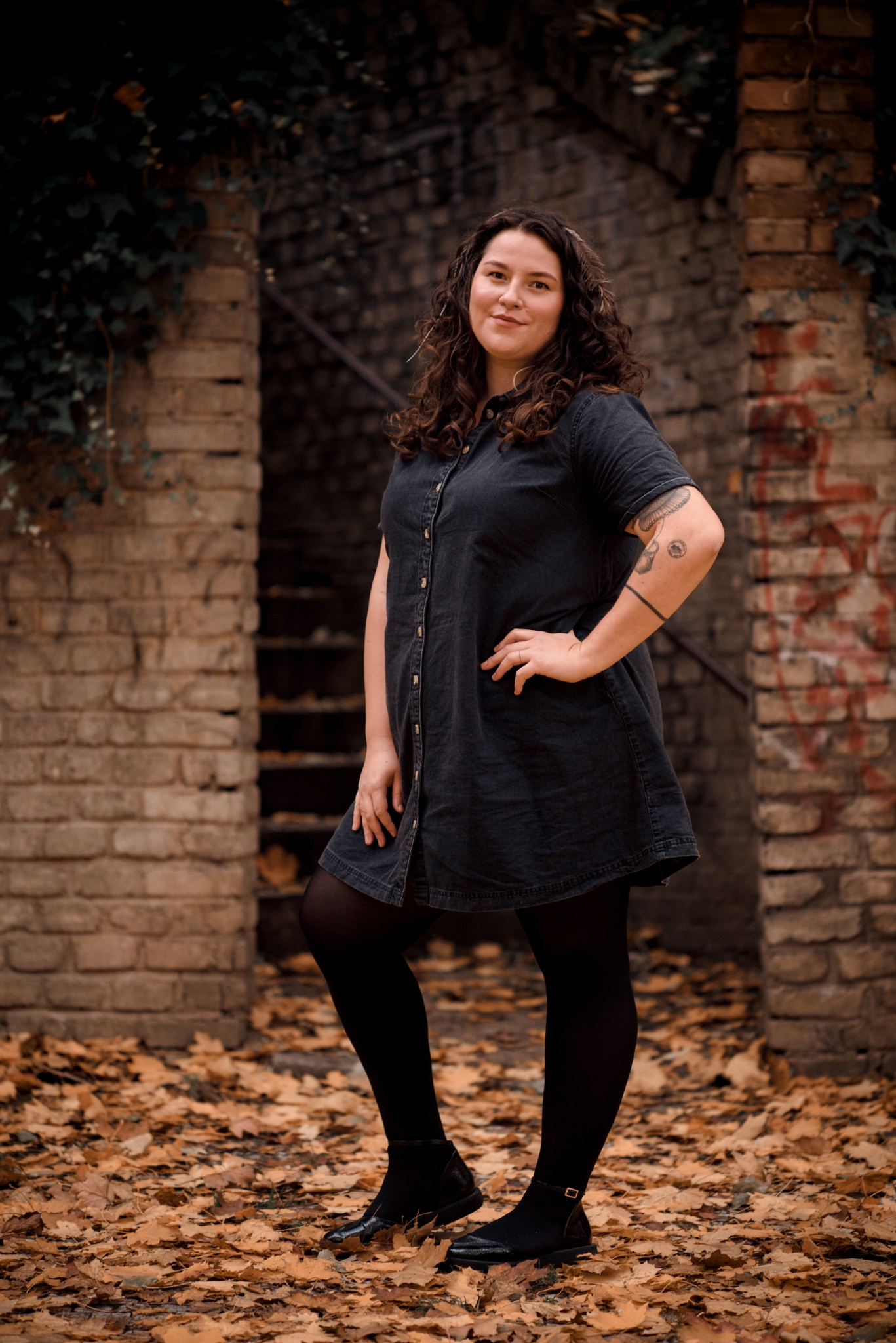 Plus-size portrait photography (and more)