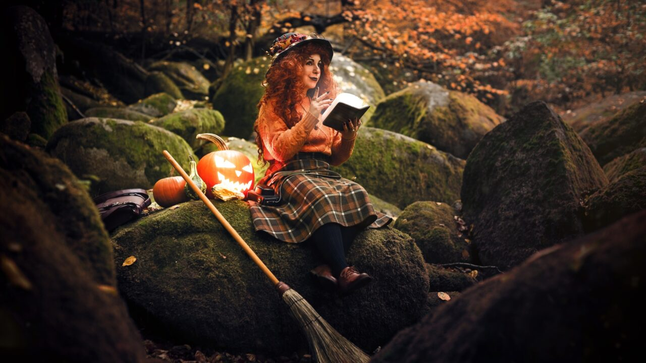 Get inspired! Halloween portrait and edits