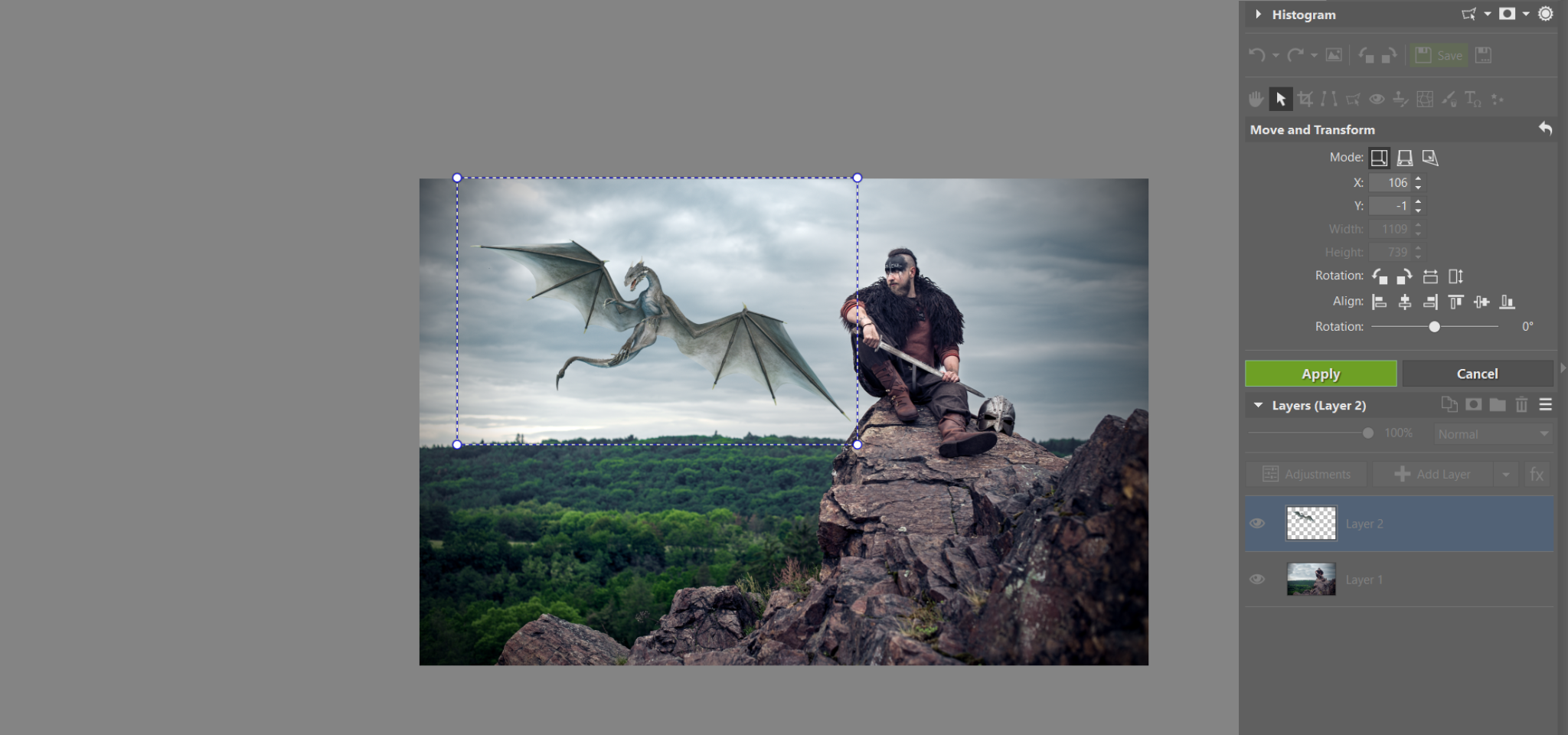 Five edits that every photo montage needs. Learn how to properly add objects to your photos