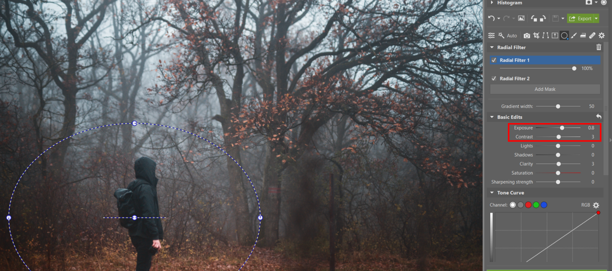 Photographing fog - Get a mysterious atmosphere in your photos. We'll tell you how to get the right shots and edits