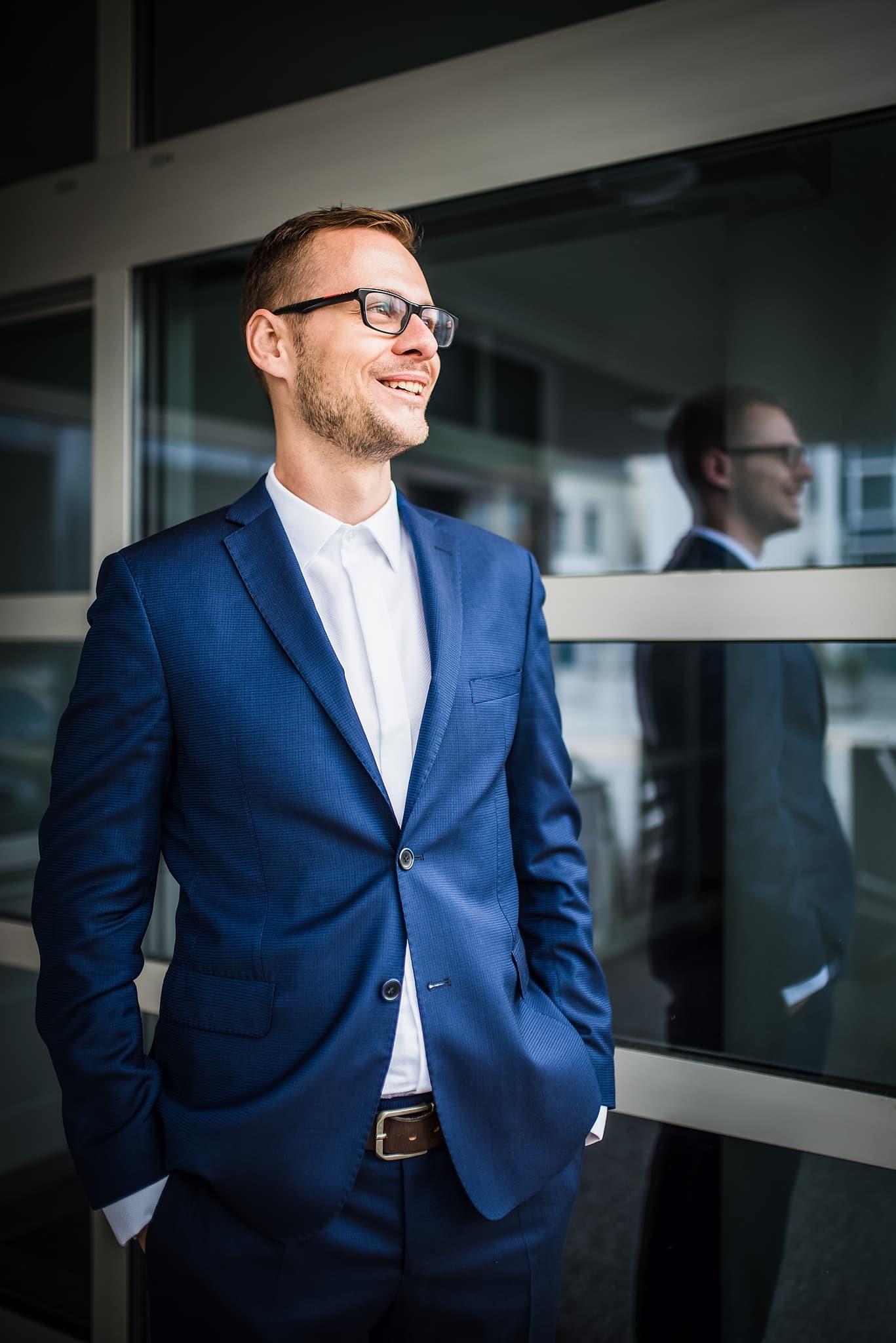 Male portraits: How to photograph men