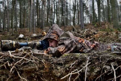 Hunter photographer Adam Simandel: 'If I survive this, it'll make one heck of a story'