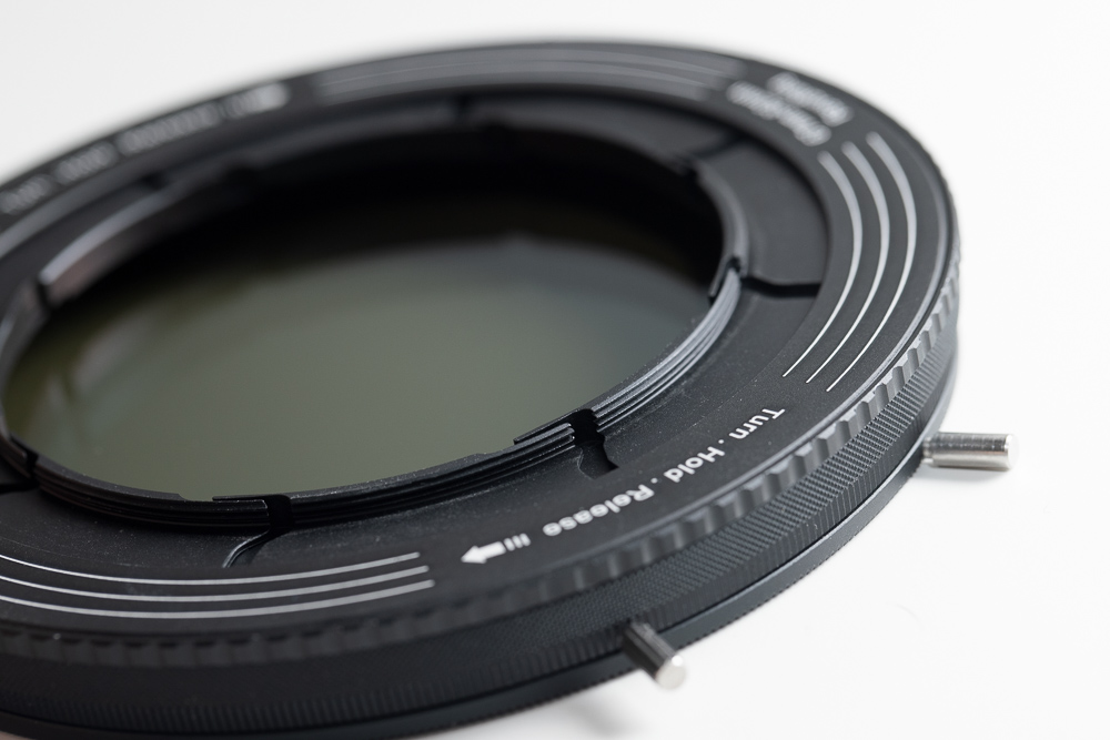 Review: The RevoRing Is a Polarizing and ND Filter in One