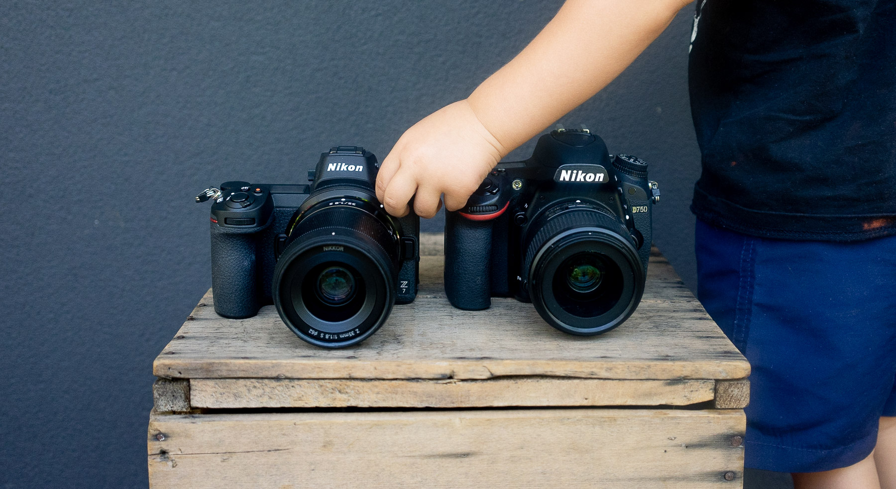 Mirrorless Cameras. What's all the fuss about?