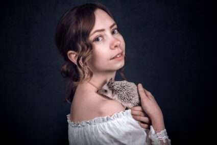 Taking Portraits with Animals