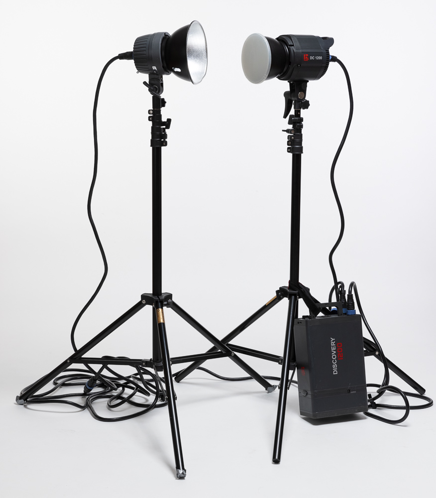 Lighting for the Studio and Outdoors