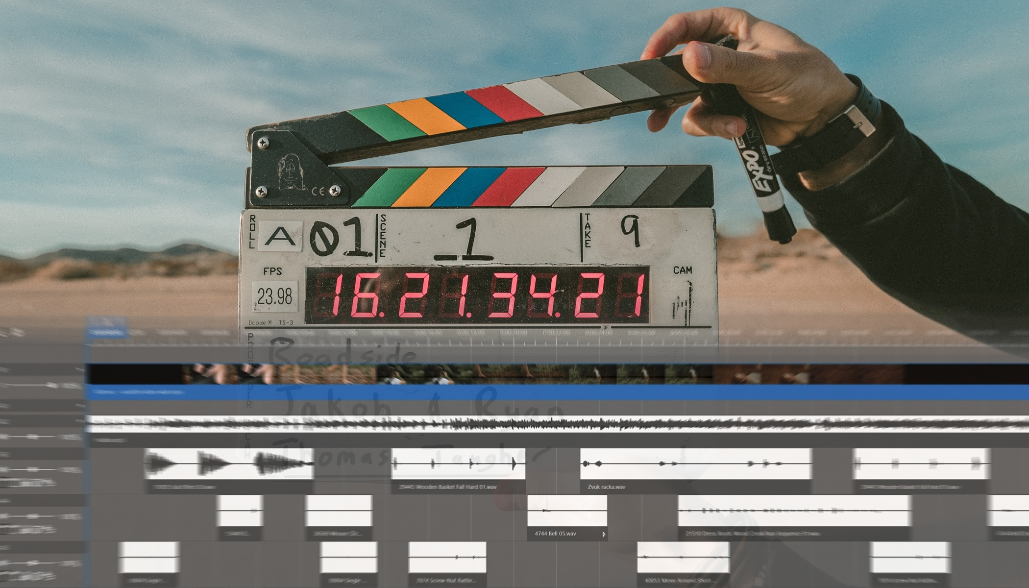 Video and Sound Design: Improve Your Videos by Adding Audio